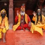 Szentemberek, Katmandu, Nepál