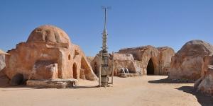 Star Wars helyszínek, Mos Espa, Tunézia